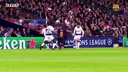 Arthur'un Barcelona Formasıyla En İyi Anları