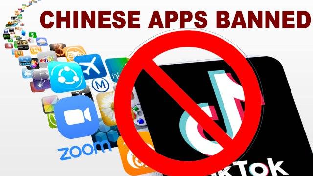 59 Chinese appsக்கு தடை..மத்திய அரசு அதிரடி