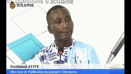 Ferdinand Ayité recadre le « nommé » Alipui