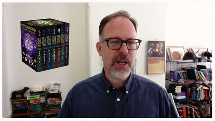 Garth Nix answers your questions: on JRR Tolkien, gaming and pronouncing characters' names – video