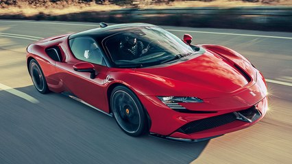 Essai Ferrari SF90 Stradale (2020)