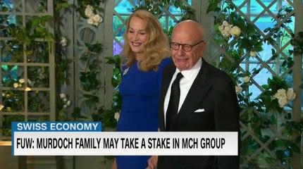 Is Rupert Murdoch throwing MCH Group a lifeline?