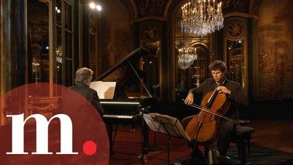 Thierry Escaich & Christian-Pierre La Marca -  Bach: Sonata for Viola da Gamba and Harpsichord