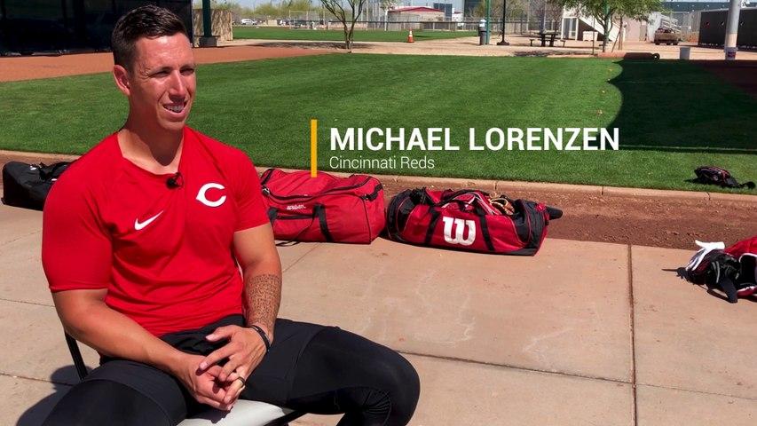 How Michael Lorenzen Found Family & Faith In Baseball