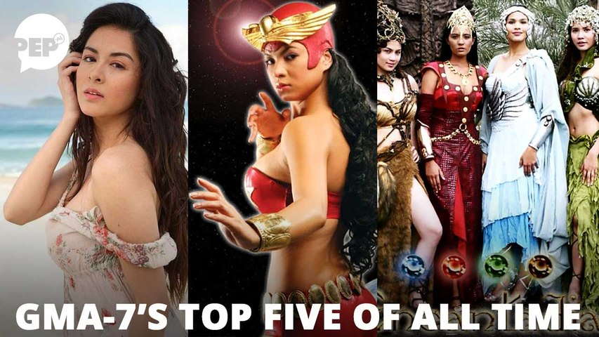 The 5 Top-Rating GMA-7 Teleseryes of All Time