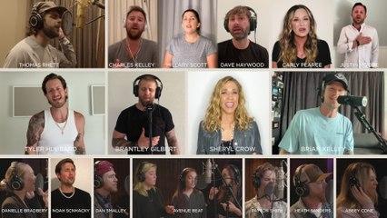 Various Artists - National Anthem - Big Machine Label Group Artists