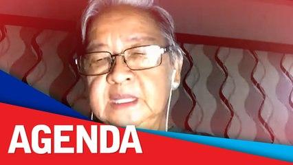 CURE Covid spokesperson Judy Taguiwalo slams 'militaristic' pandemic response