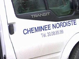 Cheminées Nordistes, travaux de toiture, fumisterie et maçonnerie à Pérenchies