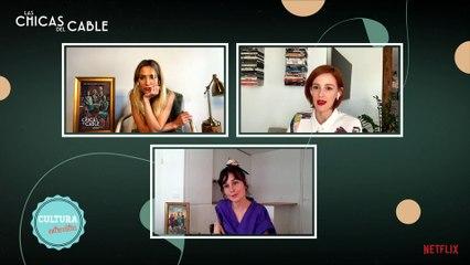 Entrevista a las actrices de 'Las Chicas del Cable'