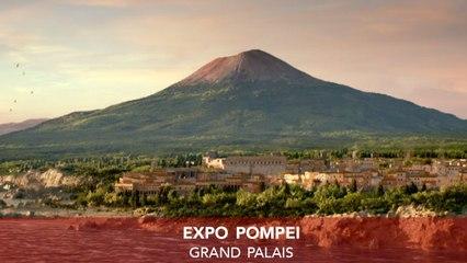 Pompéi : la bande annonce de l'exposition