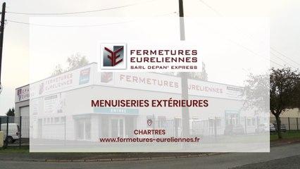 Fermetures Euréliennes, menuiseries extérieures à Chartres.