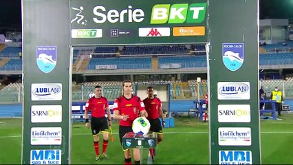 HIGHLIGHTS #PescaraEmpoli 1-1 #SerieBKT