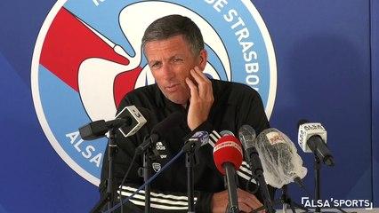 Thierry Laurey fait le point sur le programme de la pré-saison