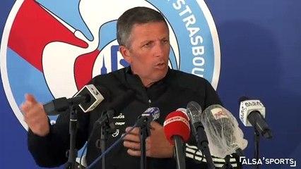 Thierry Laurey au sujet des blessures liées à l'arrêt du Football