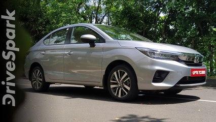 2020 Honda City Review In Hindi _ , _ Hindi DriveSpark