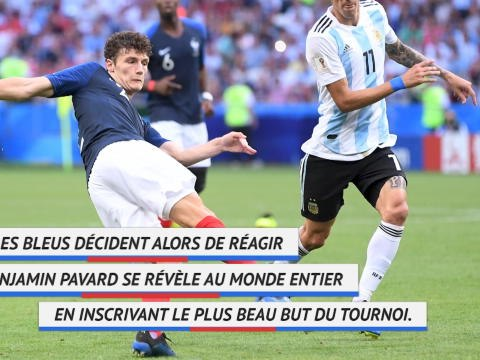 Mondial 2018 - Il y a 2 ans, la France battait l'Argentine au terme d'un match fou