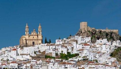 10 pueblos de Cádiz con encanto