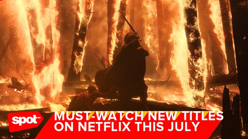 Must-Watch New Titles on Netflix This July