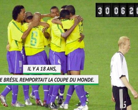 Mondial 2002 - Il y a 18 ans, le Brésil décrochait sa cinquième étoile
