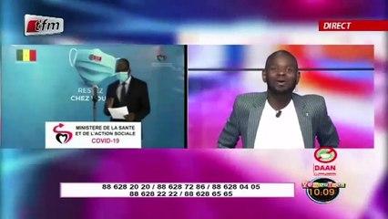 La situation de la covid19 au Sénégal ce Mardi 30 Juin 2020