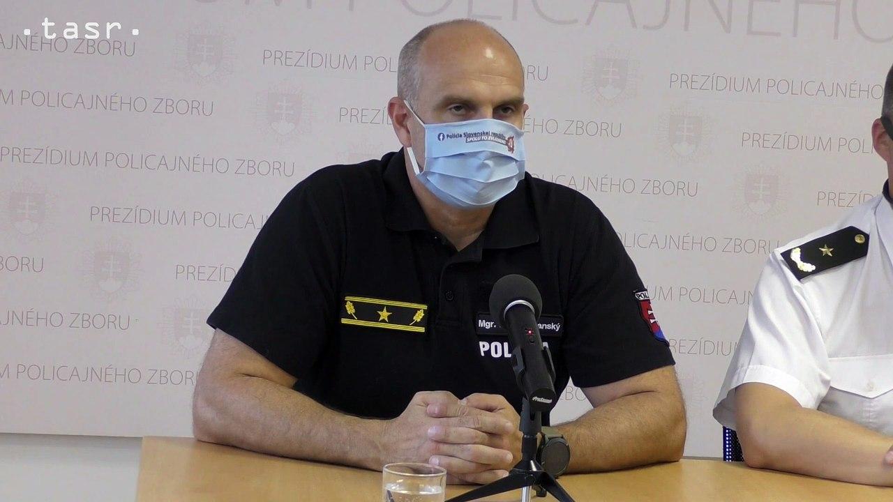 Prezident Policajného zboru Milan Lučanský odstupuje z funkcie