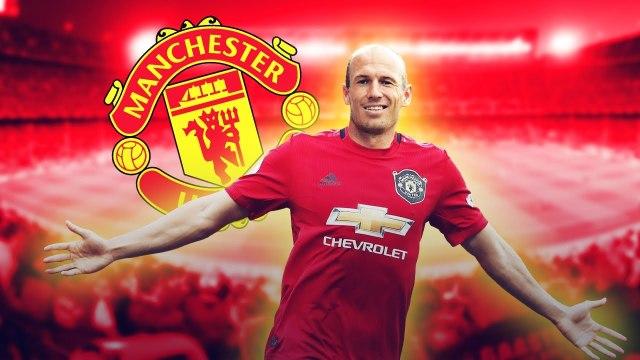 La raison ridicule pour laquelle Arjen Robben n'a pas signé à Manchester United | Oh My Goal