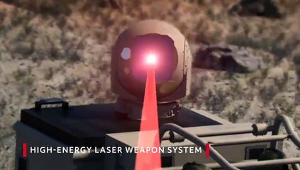 Raytheon Technologies Counter-UAS Capabilities