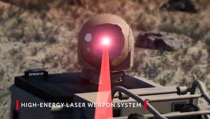 Raytheon Technologies Counter-UAS Capabilities