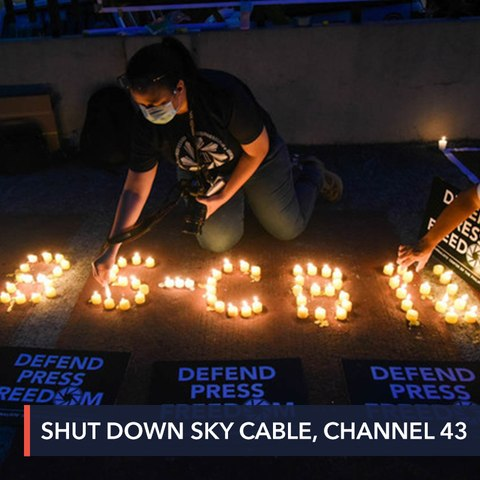 NTC orders Sky Cable to stop operating its satellite TV service