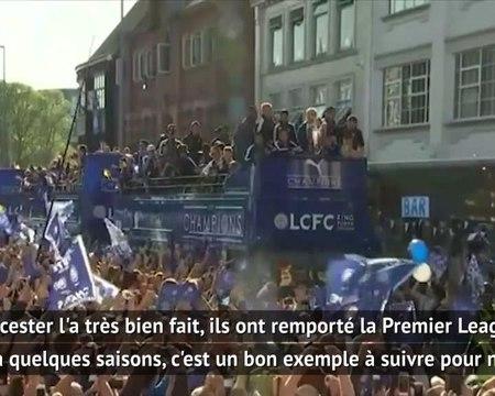 "Everton - Ancelotti : ""Leicester, l'exemple à suivre"""