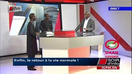 SOIR D'INFO - Wolof - Invité : Dr Moussa Thior - Pr : Ndeye Arame Touré - 30 Juin 2020