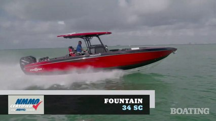 Boat Buyers Guide: 2020 Fountain 34 SC