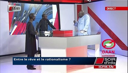 SOIR D'INFO - Francais - Invité : Bamba Ndiaye - Pr : Papis Diaw - 30 Juin 2020