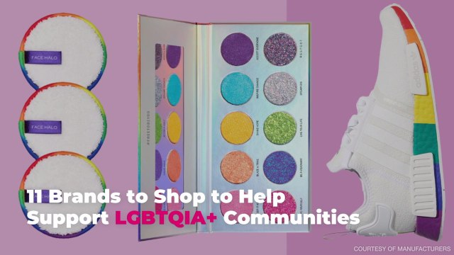 11 Brands to Shop to Help Support LGBTQIA+ Communities