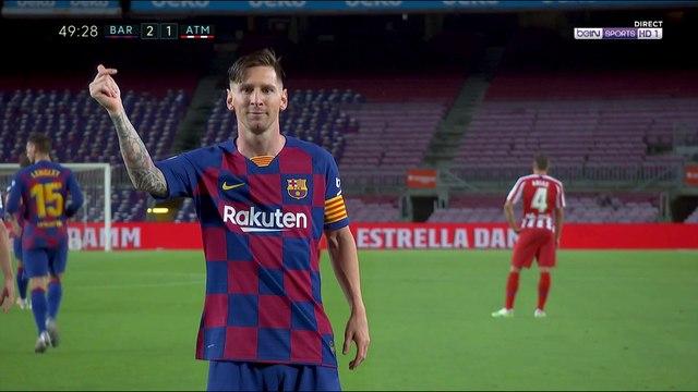 Liga : Messi régale d'une panenka !