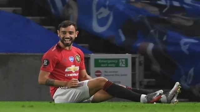 Le résumé de Brighton / Manchester United, le show Bruno Fernandes