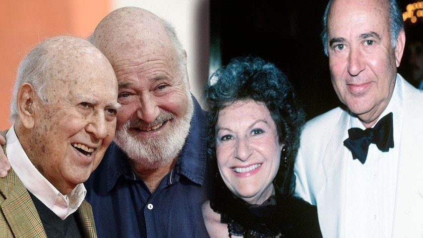 Carl Reiner's wife & children - Everything about comedy legend Carl Reiner's Family