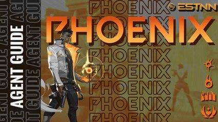 VALORANT DUELISTS GUIDE:  Phoenix