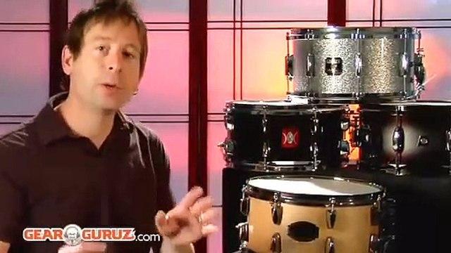 Snare Drum Comparison- 13'' Wood Snare Drums [GearGuruz]