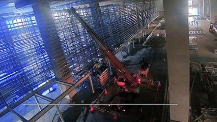 Bolloré Logistics Singapore - Blue Hub Construction & Projects Integration