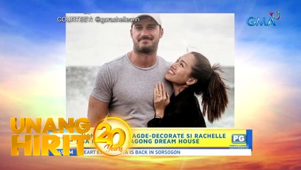 Unang Hirit: Morning Chikahan with Rachelle Anne Go