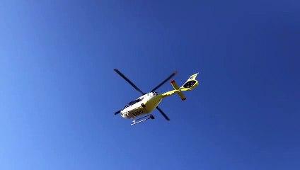 Château de Belfort : un homme héliporté après une chute de 20 mètres