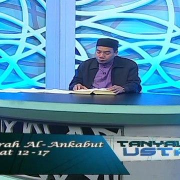 Tanyalah Ustaz (2014) | Episod 277