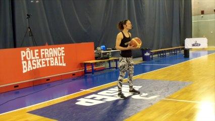 Séance entrainement Basketonik