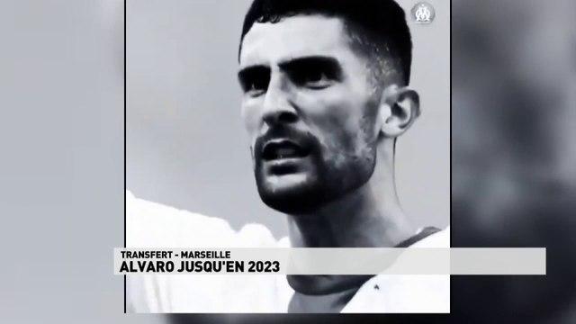 Alvaro Gonzalez olympien jusqu'à 2023