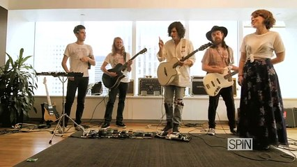 """SPIN Sessions: Grouplove """"Lovely Cup"""""""