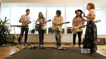 """SPIN Sessions: Grouplove """"Tongue Tied"""""""
