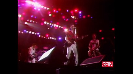"The Clash - ""Should I Stay Or Should I Go"" (Live At the Us Festival, 1983)"