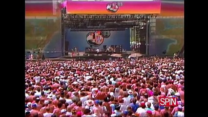 "SPIN Exclusive: U2 - ""The Electric Co."" (Live At the Us Festival, 1983)"