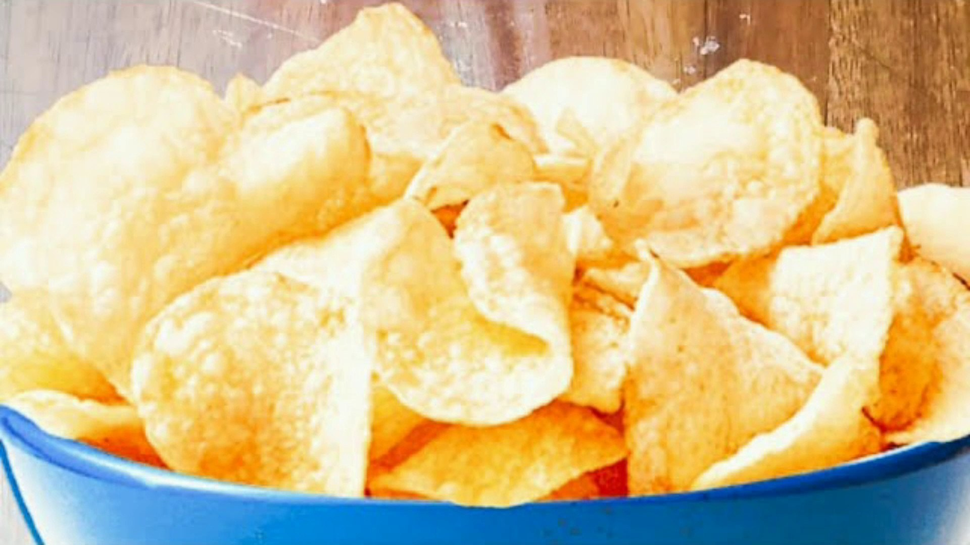 potato chips recipe - homemade chips recipe